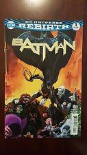BATMAN #1 REBIRTH 1ST PRINT DC COMICS (2016) TIM SALE VARIANT COVER NM/M COND.
