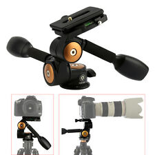 TARION Panoramic 360° Rotation Gimbal Tripod Head for Canon Sony DSLR Cameras