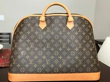 Authentic Limited Edition Louis Vuitton Alma Voyage MM Monogram