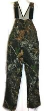 Camouflage Bib Overalls Small Cargo Mossy Oak Hunting Camo Russell Outdoors