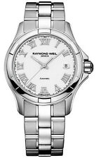 Raymond Weil Parsifal White Dial Swiss Automatic Watch 2970-ST-00308