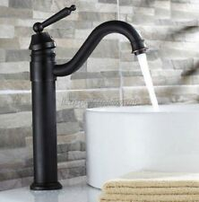 Black Oil Rubbed Bronze Kitchen Bathroom Sink Basin Faucet Mixer Tap Yhg027