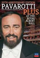 Pavarotti Plus: Live From the Royal Albert Hall, New DVDs