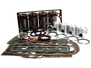 ENGINE OVERHAUL KIT FOR CASE INTERNATIONAL 584 585 595 3230 TRACTORS.