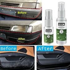 Refurbisher Agent Car Interior Leather Seats Clean Detergent Maintenance -20ml