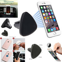 Universal Grip Magic Cradle Air Vent Magnetic Holder Car Mount For Mobiles Cell