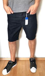 G-Star Fallen 1/2 Jeans Short W33 Raw Sports Denim Wash -New-