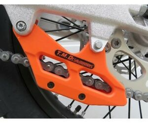 TMD Orange FE SX Chain Guide for KTM 2008-21 SX SXF XCF XCW XC EXC KHCG-SX5-OR