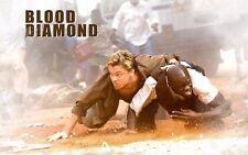 Blood Diamond Poster Length :800 mm Height: 500 mm  SKU: 1494