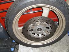 Suzuki Bandit 600 GN77B Vorderrad Felge Rad Ruota Wheel