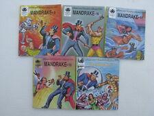 MANDRAKE 5 DIAMOND COMICS ENGLISH India 253c