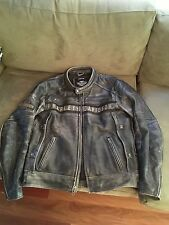 Harley-Davidson Leather Coats & Jackets for Men