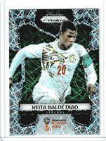 2018 Panini Prizm World Cup Soccer Keita Balde Diao (Senegal) LAZER PRIZM #283