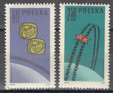 Polonia/Polska n. 1350-1351 ** gruppenflig wostol 3 e 4 WOSTOK