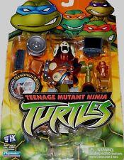 "Teenage Mutant Ninja Turtles 5"" Nanotech Monster New Factory Sealed 2003"