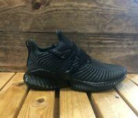 adidas Alphabounce Instinct Sneakers - Carbon Core Black - Men's Shoes D96805