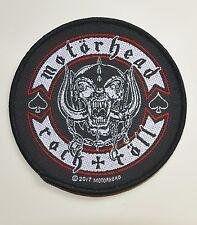 MOTORHEAD - Biker Badge - Patch - 9,2 cm - 164083