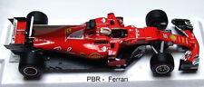 181707 - BBR - Kimi Räikkönen Ferrari sf70h 7 Australia GP Fórmula 1 2017 1:18