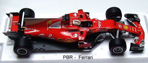 181707 - BBR - Kimi Räikkönen Ferrari SF70H 7 Australien GP Formel 1 2017 1:18