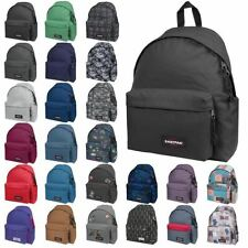 Eastpak Leather Small/Up to 45L Travel Backpacks & Rucksacks