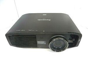 Panasonic PT-AE8000U Full HD 3D 3LCD Projector HDMI Tested Good Working