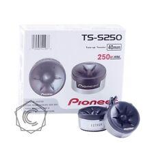 Pioneer TS-S250 1-1/2in 250Watts Peak 8 Ohms High-Power Tune-up Tweeters (New)