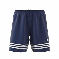 adidas Entrada 14 Shorts Blue White 2xl