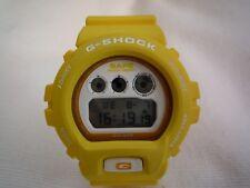 Casio G Shock DW-6900 BAPE, Yellow. Genuine BAPE G Shock.