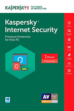 Kaspersky Internet Security 2018 1 YEAR 1 PC/MAC | INSTANT @ DELIVERY 24/7