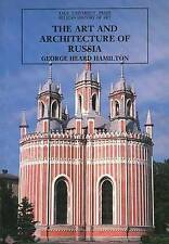 The Art and Architecture of Russia by George Heard Hamilton (Paperback, 1992)