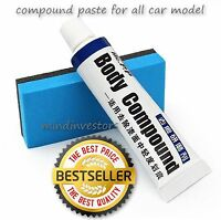 Car Body Paste Set Scratch Paint Care Compound Paste Polish For All Car Models