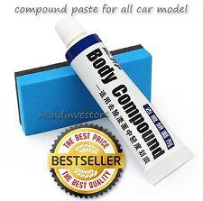 Car Body Paste Set Scratch Paint Care Compound Paste Polish For All Car Models