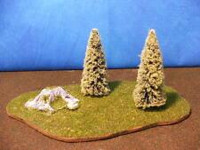 Diorama Bosco per wargame