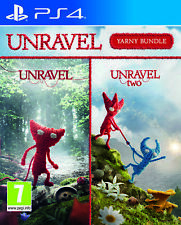 Unravel Yarny Bundle Sony PlayStation Ps4 Game 7 Years