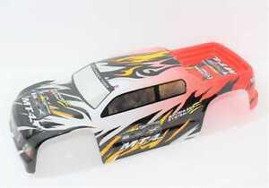 Thunder Tiger MT4 Karosserie rot