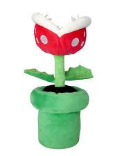 Little Buddy 1594 Super Mario All Star Collection Piranha Plant Stuffed Plush