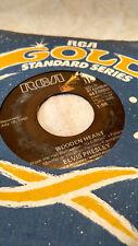 Elvis Presley 45 Puppet on a String/Wooden Heart RCA Gold Standard 4470650 VG++