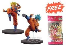 BANPRESTO BANPRESTO DRAGON BALL SUPER SON GOKU GOKOU FES PVC FIGURE SET OF 2