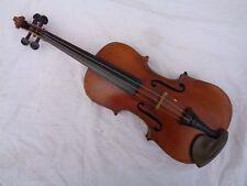 Vieja violín violín aprox. 60 cm randintarsie full size