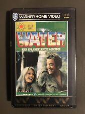 Water Ex-Rental Big Box VHS Tape English dutch subs Video