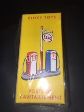ATLAS EDITIONS - DINKY TOYS (49D)  ESSO PETROL PUMPS -  MODEL SEALED..