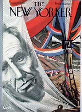 NEW YORKER MAGAZINE ORIGINAL COVER DATED 19TH JUNE 1948