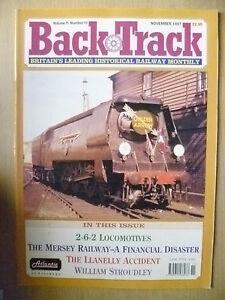 BRITISH RAILWAYS HISTORY 1997- BACK TRACK, VOL. 11, NO. 11, NOVEMBER,LOCOMOTIVES