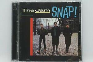 The Jam - SNAP! (Greatest Hits)  2CD Album - Paul Weller - OOP HTF