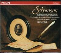 Schumann: Sinfonie Komplette / Eliahu Inbal - CD