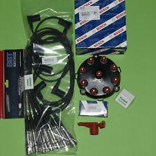 Rep kit Bosch Verteilerkappe Rotor BBT Zündkabel Mercedes W126 R107 V8 ab 1987