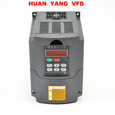 220V VARIABLE FREQUENCY DRIVE INVERTER VFD 5.5KW 7.6HP 25A CE CERTIFICATE