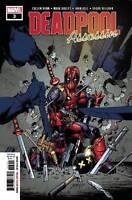 Deadpool Assassin #3 Marvel Comics 1st Print 2018 unread NM