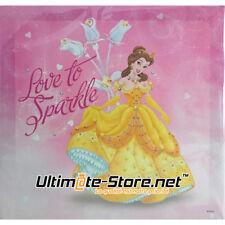 Tableau Disney: Belle de La Belle et la Bête 25 x 25cm