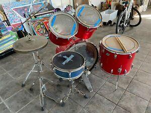 John Bonham 1970s Ludwig Open Tom Drum Set